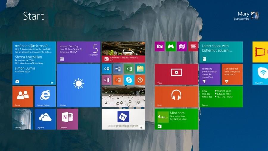 Bir sonraki Windows nasıl olmalı?