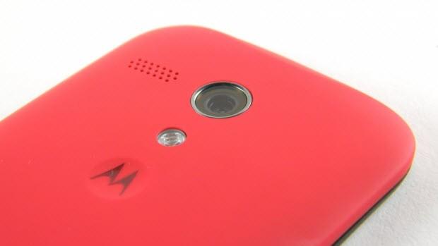 Motorola Moto G testte!
