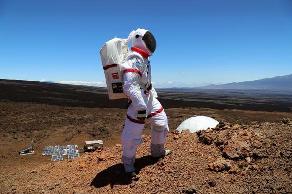 """Mars'ta yaşamak haram"" fetvası!"