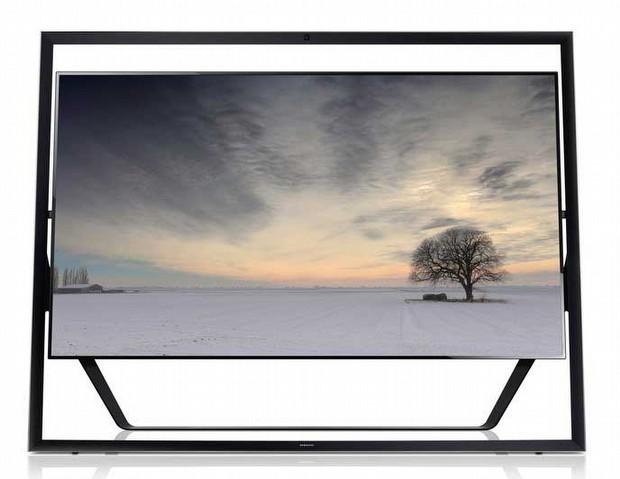 Daha büyük UHD TV'ler, daha fazla içerik