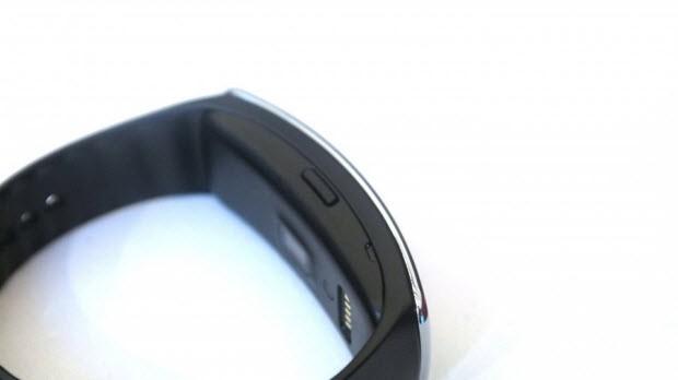 Samsung Gear Fit: ÖN İNCELEME!