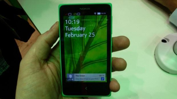 ÖN İNCELEME: Nokia X+