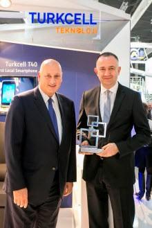 Turkcell, GSMA'da ödül aldı!