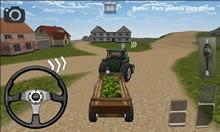 Traktör Sürme Oyunu 3D