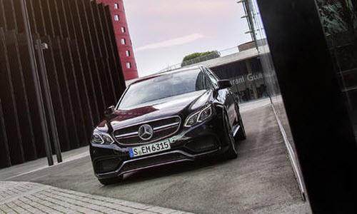 Mercedes'e de Android!