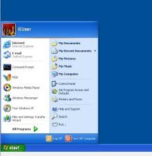 Windows XP'den kolay yükseltme!
