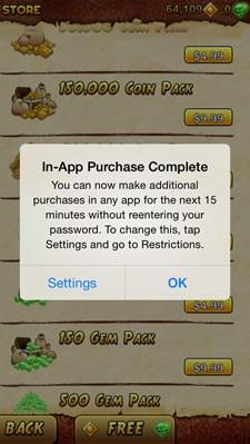 Apple iOS 7.1 ile önlemi aldı!