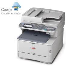 Oki'den Google Cloud Print desteği