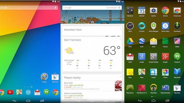 1. Google Now Launcher