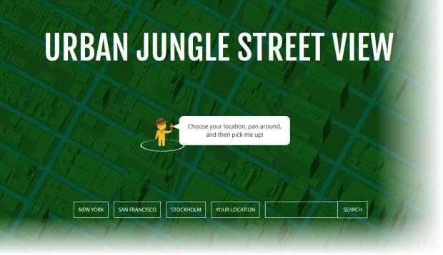 Google Maps'i ormana çeviren hack!