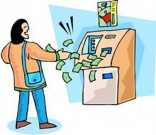 ATM'leri tek bir SMS'le soyuyorlar!