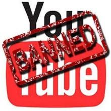 Twitter'dan sonra YouTube da yasaklandı!