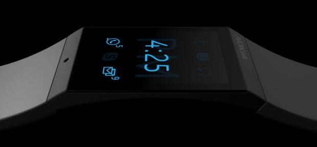Nokia akıllı saat konseptinden 2 kare daha!