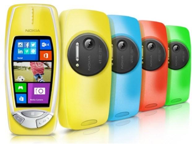 Nokia 3310, 1 Nisan'da gerçek oldu!