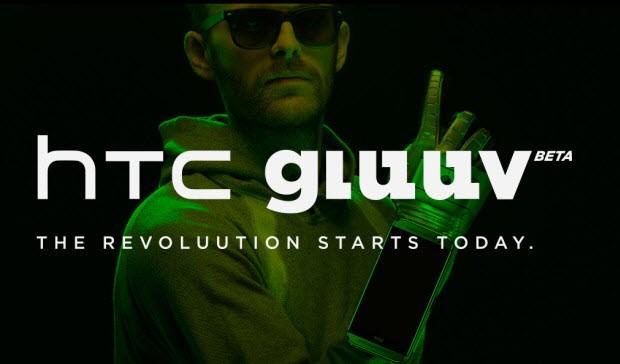 HTC'den 1 Nisan şakası: HTC Gluuv