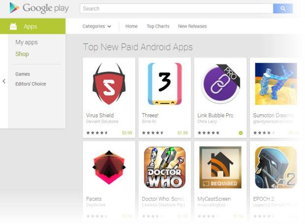 Google Play'de sahte antivirüs alarmı