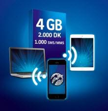 Turkcell'den farklı cihazlar için tek paket!