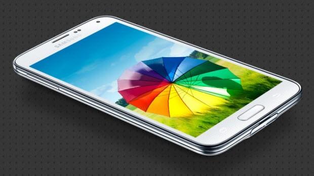 Samsung Galaxy S5 testte!