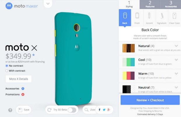Motorola Moto X+1 geliyor!