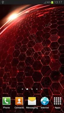Droid DNA canlı duvar kağıdı