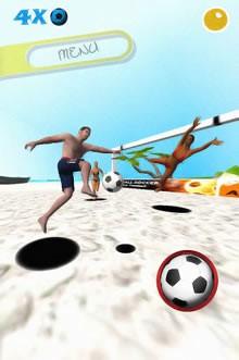 Plaj Futbolu Tropik Ada