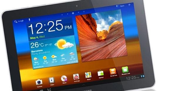Galaxy Tab tam bir hezimetti