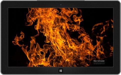 Windows 8.1'in yeni temaları yayında!