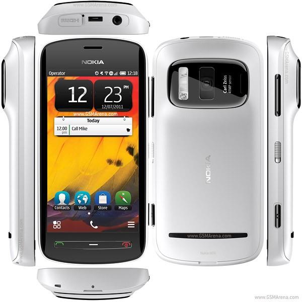 Nokia 808 PureView ve diğerleri