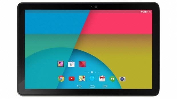 Nexus 10 ve Chromebook Pixel 2 güncellemeleri