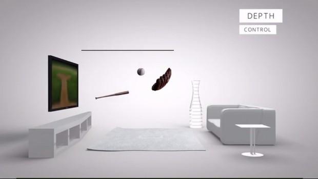 Bu TV'de hem gözlüksüz 3D, hem de 4K var!