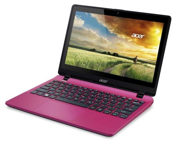 Fansız tasarımlı Acer Aspire E 11 ve V 11