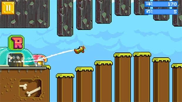 """Rovio'dan Flappy Bird """"çakması"""": Retry!"""