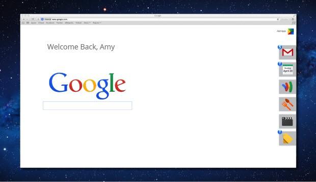 Etkileyici Google anasayfası tasarımları - II