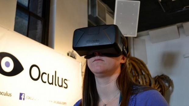 3. Oculus Rift