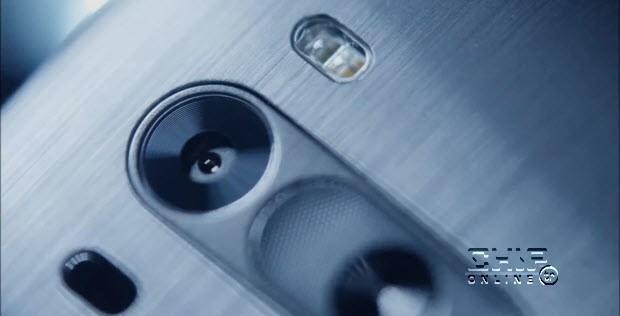 LG G3'ten ilk resmi video yayınlandı!