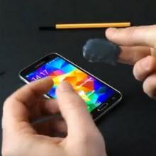 Galaxy S5'in parmak izi tarayıcısı güvenli mi?