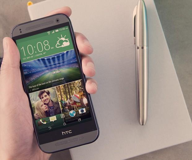 HTC One Mini 2 resmi olarak tanıtıldı!