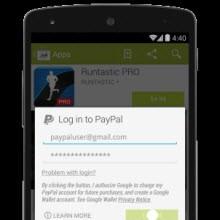 Google Play'de PayPal dönemi! Türkiye hariç...