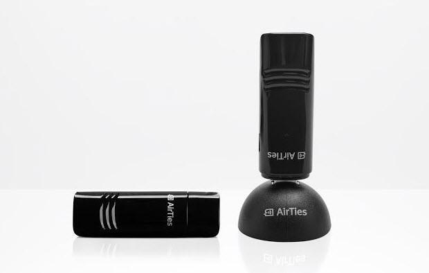 AirTies'tan 802.11ac teknolojili ürünler!