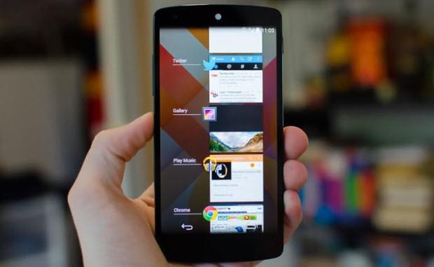 Android Silver, Şubat 2015'te gelebilir!