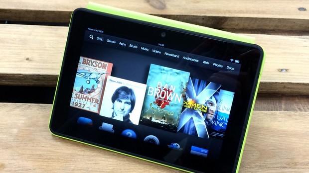Amazon Kindle Fire HDX 2