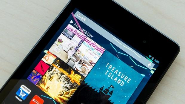 Yeni Nexus 7 ve iPad mini 2