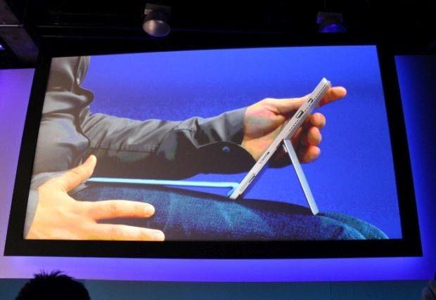Surface Pro 3 resmi olarak tanıtıldı!