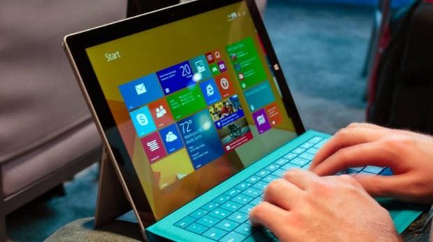 Daha akıllı Type Cover ve Surface Pen