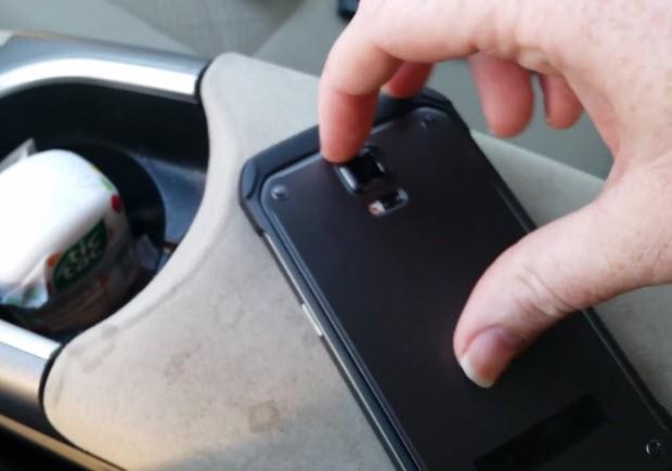 Galaxy S5 Active'den sızıntı var!