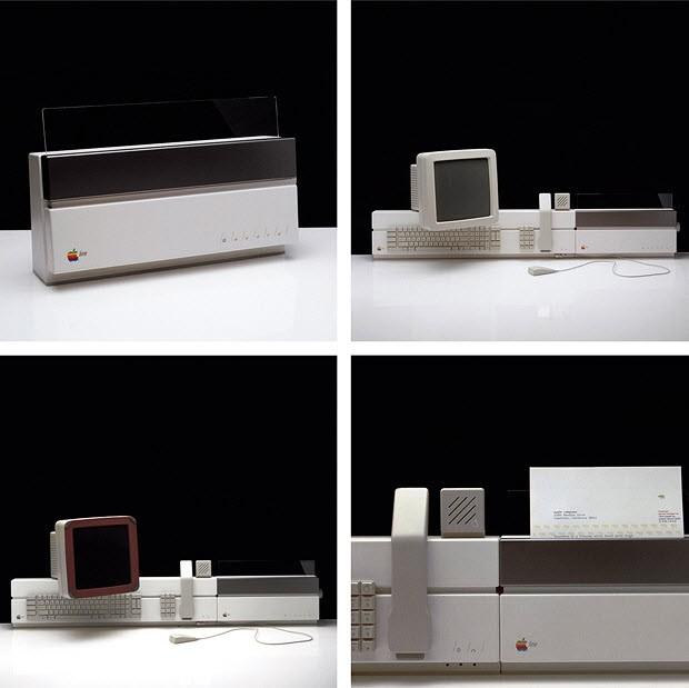 İşte Apple'ın 1980'lerden kalan akıllı saati!
