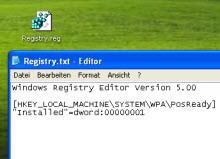 Windows XP'nin destek süresini uzatmanın yolu!