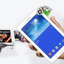 Samsung'tan iki yeni tablet!