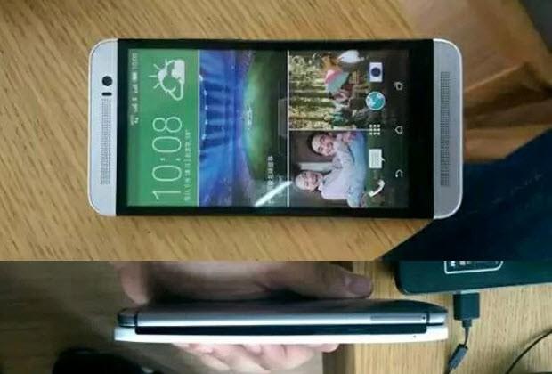 İşte HTC One M8'in plastik, ucuz sürümü!