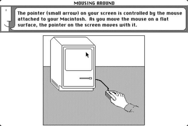 İşte Apple'ın 1984'te verdiği fare dersi!